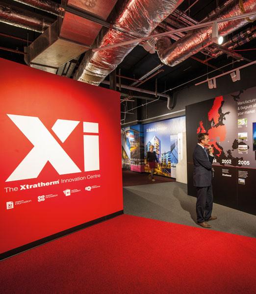 Xi Innovation Centre